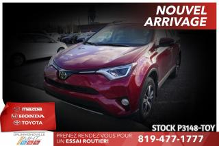 Used 2018 Toyota RAV4 XLE| TOIT OUVRANT| BAS KILO for sale in Drummondville, QC