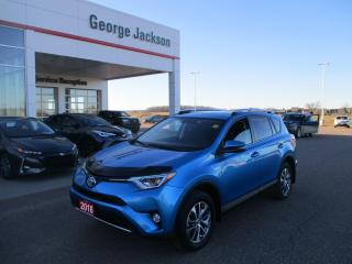 Used 2016 Toyota RAV4 Hybrid XLE for sale in Renfrew, ON