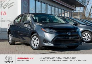Used 2018 Toyota Corolla Ce Caméra De Recul for sale in Pointe-Claire, QC