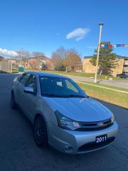 Used 2011 Ford Focus SES for sale in Cambridge, ON