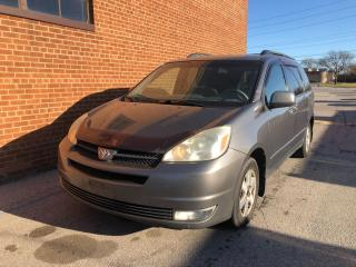 Used 2004 Toyota Sienna LE/ 8 PASSENGERS for sale in Oakville, ON