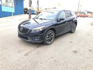 Used 2016 Mazda CX-5 GT/AWD/SUNROOF/NAV/CAM/BLINDSP/CERTIFIED for sale in Toronto, ON