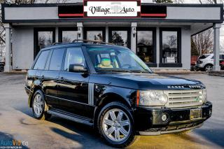 Used 2008 Land Rover Range Rover HSE for sale in Ancaster, ON