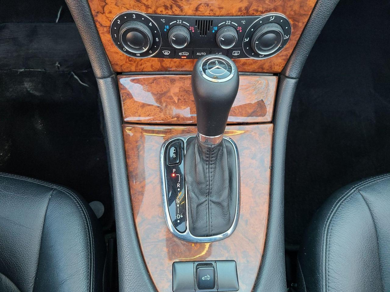 2007 Mercedes-Benz CLK