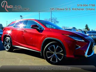 Used 2017 Lexus RX 350 Luxury.Navi.Cam.BlindSpot.LaneAssist.RadarCruis for sale in Kitchener, ON