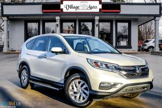 Used 2016 Honda CR-V EX for sale in Ancaster, ON