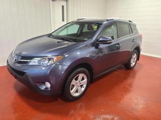 Used 2014 Toyota RAV4 XLE for sale in Pembroke, ON