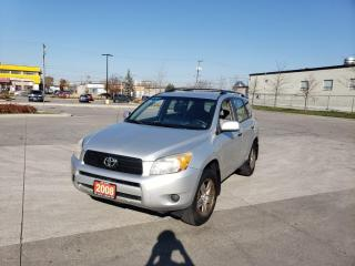 Used 2008 Toyota RAV4 4WD, Automatic, 3 Years warranty available. for sale in Toronto, ON
