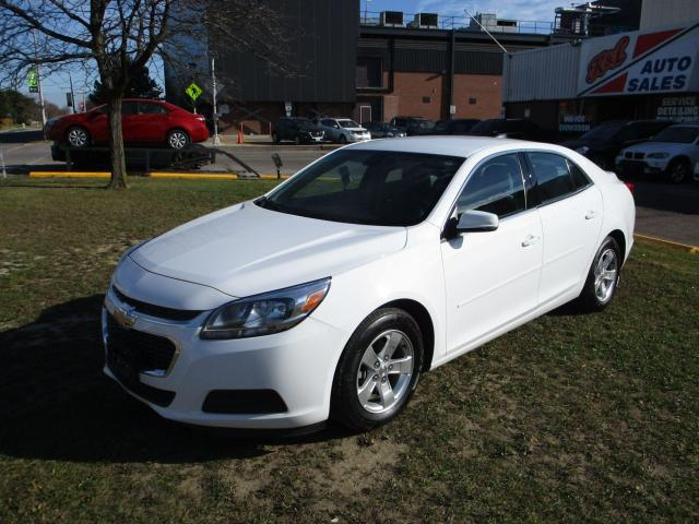 2015 Chevrolet Malibu LS ~ ONE OWNER ~ ACCIDENT FREE