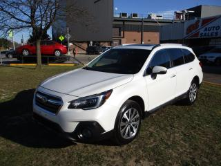 Used 2018 Subaru Outback 3.6R Premier w/Eyesight for sale in Toronto, ON