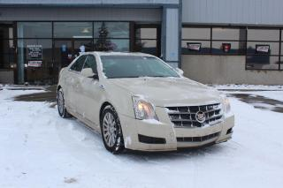Used 2011 Cadillac CTS Leather for sale in Calgary, AB