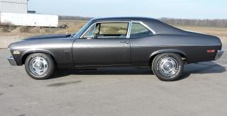 Used 1970 Chevrolet Nova 350 Stroker Automatic Gorgeous car for sale in Gorrie, ON