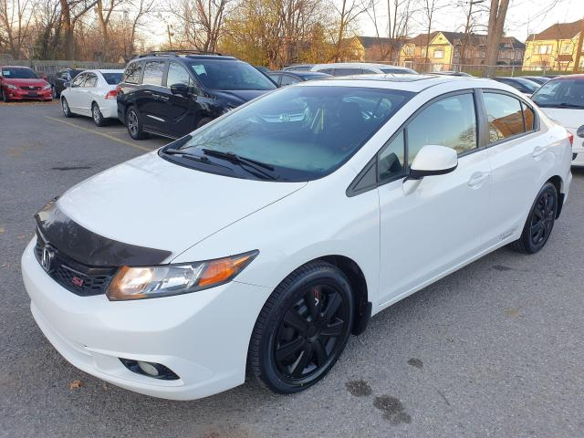 2012 Honda Civic SI Photo1