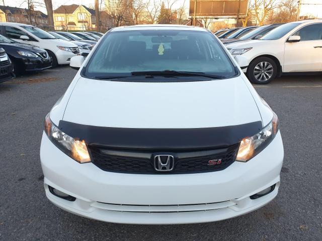 2012 Honda Civic SI Photo2