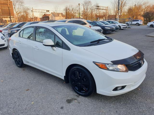 2012 Honda Civic SI Photo3