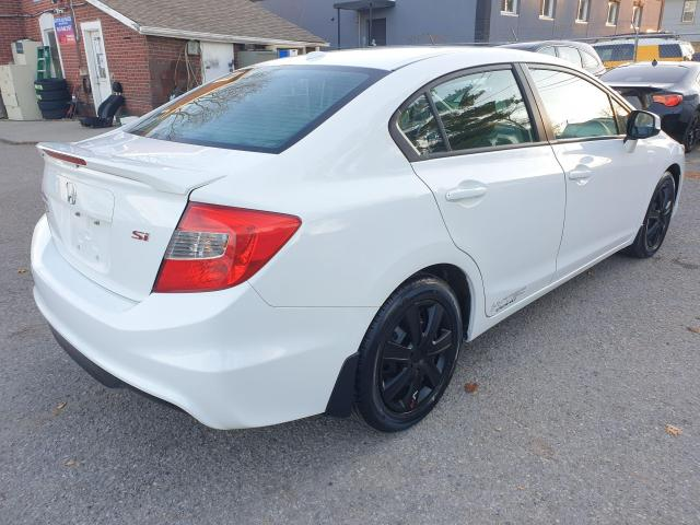 2012 Honda Civic SI Photo5