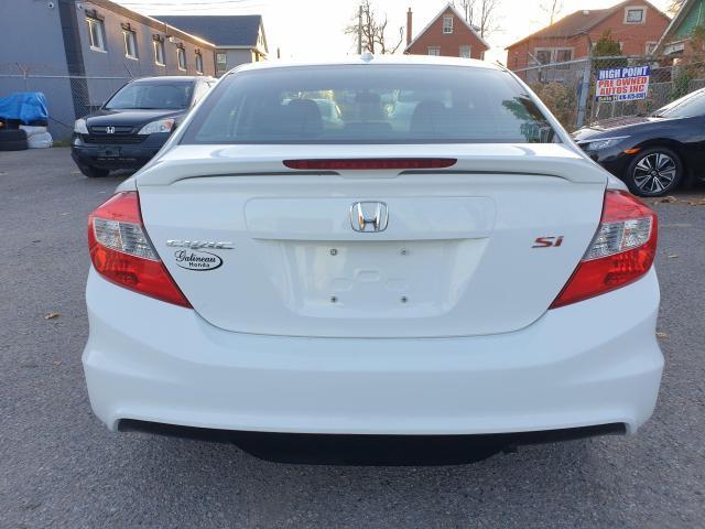 2012 Honda Civic SI Photo6