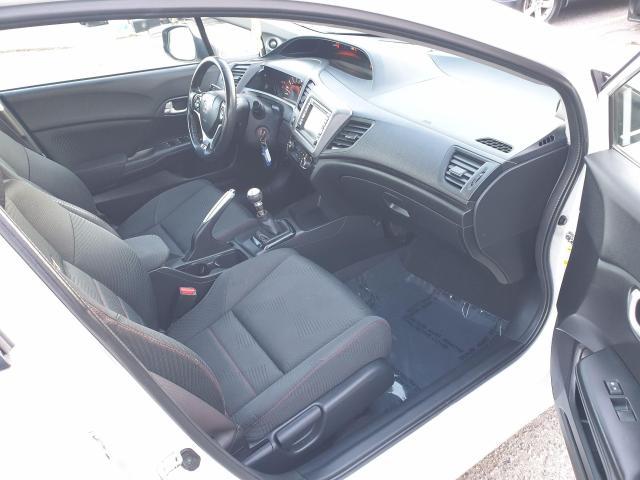 2012 Honda Civic SI Photo10
