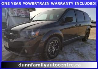 Used 2016 Dodge Grand Caravan SXT for sale in Dugald, MB
