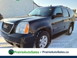 Used 2011 GMC Yukon SLE for sale in Moose Jaw, SK
