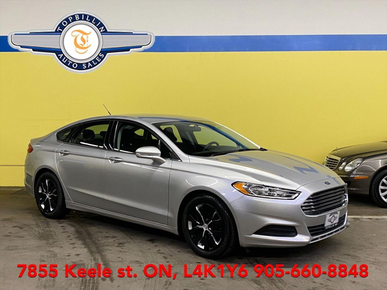 """2015 Ford Fusion SE SYNC 7"""" Touch Screen, Backup Cam"""