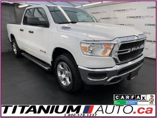 Used 2019 RAM 1500 4X4+5.7L Hemi+Camera+SXT+Tradesman Group+XM Radio for sale in London, ON