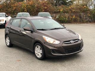 Used 2016 Hyundai Accent GL for sale in Surrey, BC
