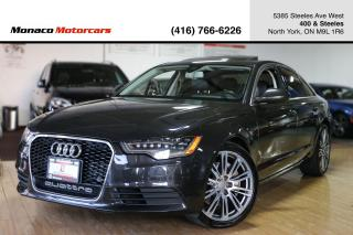 Used 2012 Audi A6 3.0T PREMIUM PLUS - NIGHTVISION|HUD|NAVI|BACKUP for sale in North York, ON
