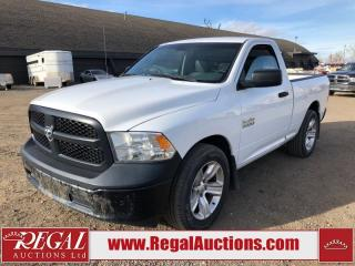 Used 2013 RAM 1500 ST REG CAB SWB 2WD 4.7L for sale in Calgary, AB