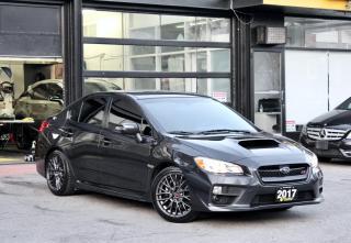 Used 2017 Subaru Impreza WRX STI for sale in Toronto, ON