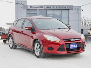 Used 2014 Ford Focus SE HEATED SEATS | LOW KM for sale in Winnipeg, MB