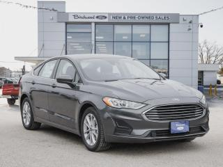 New 2020 Ford Fusion SE 3.49%APR| NAV | FORDPASS | HEATED SEATS for sale in Winnipeg, MB