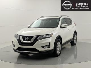Used 2017 Nissan Rogue SV Technology AWD | Heated Seats | Remote Start | Navigation for sale in Winnipeg, MB