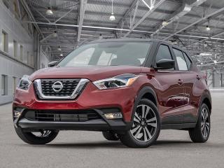 New 2020 Nissan Kicks SR $600 Winter Tire Credit! for sale in Winnipeg, MB