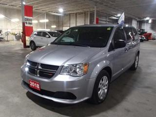 Used 2018 Dodge Grand Caravan C.V.P AUTO 7PASSANGER *** FRESHLY TRADED!!! *** for sale in Nepean, ON