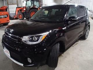 Used 2017 Kia Soul EX TECH LEATHER ROOF NAV & MORE for sale in Nepean, ON