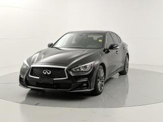 Used 2019 Infiniti Q50 RED SPORT  AWD | 400 hp | 1 Owner | No Accidents for sale in Winnipeg, MB