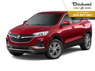 New 2021 Buick Encore GX Select Year End Sale for sale in Winnipeg, MB