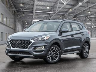 New 2021 Hyundai Tucson Preferred Trend for sale in Winnipeg, MB