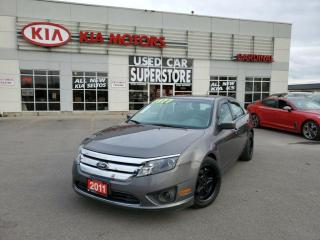 Used 2011 Ford Fusion SE, A/C, Auto Headlamps, Keyless Entry. for sale in Niagara Falls, ON