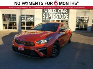 Used 2020 Kia Forte5 GT, Leather, Sunroof, Lane Keep Assist. for sale in Niagara Falls, ON