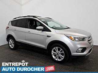 Used 2018 Ford Escape SE AWD Automatique - A/C - Caméra de Recul for sale in Laval, QC