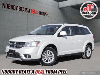 Used 2013 Dodge Journey FWD 4DR SXT for sale in Mississauga, ON