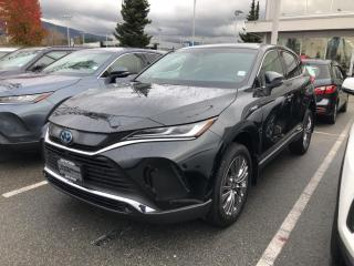 New 2021 Toyota Venza for sale in North Vancouver, BC