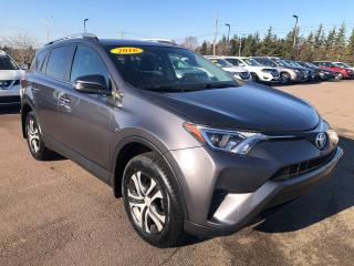 Used 2016 Toyota RAV4 LE AWD   Upgrade Package for sale in Charlottetown, PE