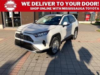 New 2021 Toyota RAV4 RAV4 AWD LIMITED RAV4 Limited AWD for sale in Mississauga, ON