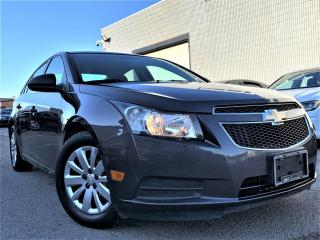 Used 2011 Chevrolet Cruze LT|TRACTION CONTROL|CRUISE CONTROL|AUTO & MUCH MORE! for sale in Brampton, ON