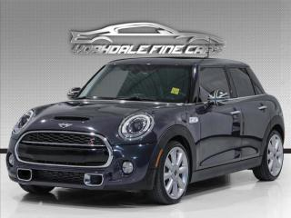 Used 2016 MINI Cooper S HB S Navi, 6 Spd, Dynamic Damper Control, LOADED! HUD for sale in Concord, ON