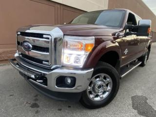 Used 2016 Ford F-250 Super Duty 4WD Crew Cab F-250 Lariat Diesel $309bi-weekly 403-966-2131 for sale in Calgary, AB