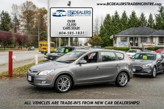 Used 2011 Hyundai Elantra Touring Wagon GLS, Local, No Declarations, Very Clean, Heated Seats for sale in Surrey, BC